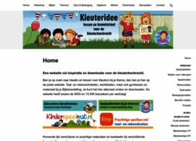 Kleuteridee.nl thumbnail
