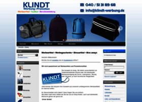 Klindt-werbung.de thumbnail