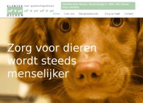 Kliniek-dieren.nl thumbnail