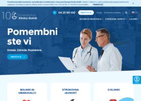 Klinika-golnik.si thumbnail