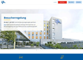 Klinikum-magdeburg.de thumbnail