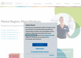 Klinikum-westmuensterland.de thumbnail
