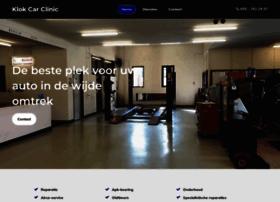 Klokcarclinic.nl thumbnail