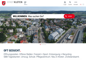 Kloten.ch thumbnail