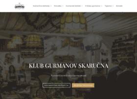 Klubgurmanov.si thumbnail