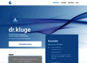Kluge-orthopaedie.de thumbnail