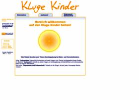 Klugekinder.at thumbnail