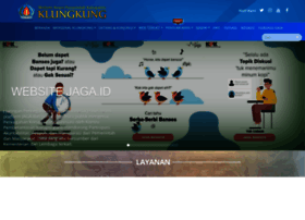 Klungkungkab.go.id thumbnail