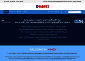 Kmed.co.uk thumbnail