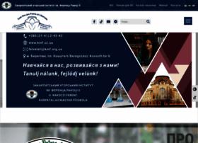 Kmf.uz.ua thumbnail