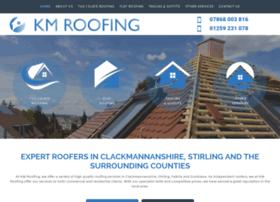 Kmroofing-alloa.co.uk thumbnail