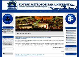 Kmu.edu.et thumbnail