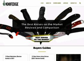 Knifedge.net thumbnail