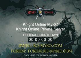 Knightonline-myko.net thumbnail