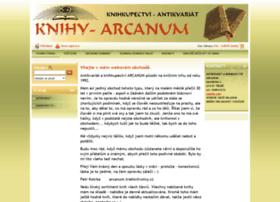 Knihy-arcanum.cz thumbnail