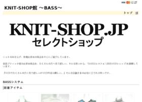 Knit-shop.jp thumbnail