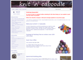 Knitncaboodle.co.uk thumbnail