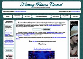 Knittingpatterncentral.com thumbnail