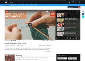 Knittingpatterns.com thumbnail