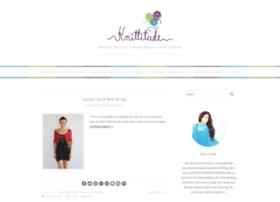 Knittitude.com thumbnail