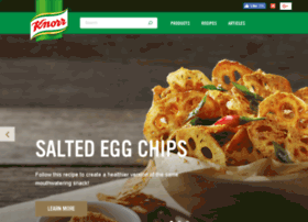 Knorr.com.sg thumbnail