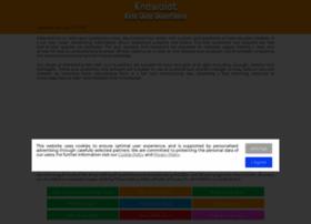 Knowalot.org thumbnail