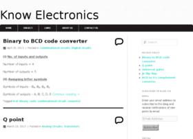 Knowelectronics.org thumbnail