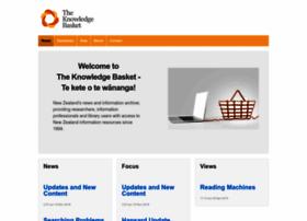 Knowledge-basket.co.nz thumbnail