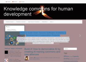 Knowledge-commons.de thumbnail