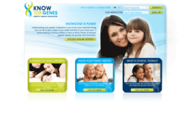 Knowyourgenes.org thumbnail