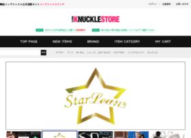 Knuckle-store.jp thumbnail
