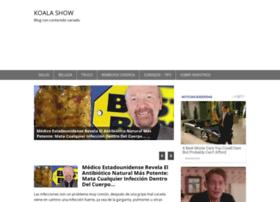 Koalashow.info thumbnail