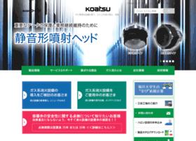 Koatsu.co.jp thumbnail