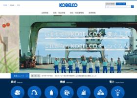 Kobelco.co.jp thumbnail