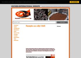 Kochen-international.de thumbnail