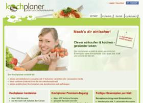 Kochplaner.de thumbnail