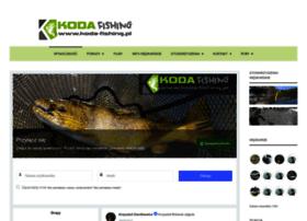 Koda-fishing.pl thumbnail