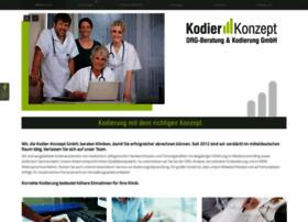Kodier-konzept.de thumbnail