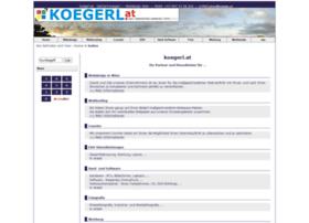 Koegerl.at thumbnail