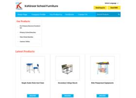 Kohinoorschoolfurniture.co.in thumbnail