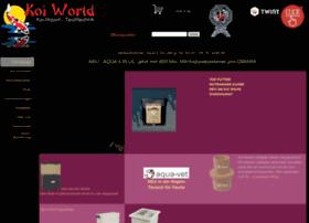 Koi-world.ch thumbnail