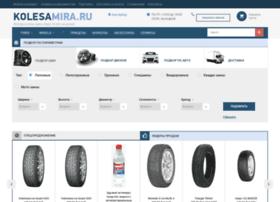 Kolesamira.ru thumbnail
