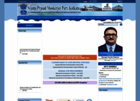 Kolkataporttrust.gov.in thumbnail