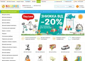 Kolobok.dp.ua thumbnail