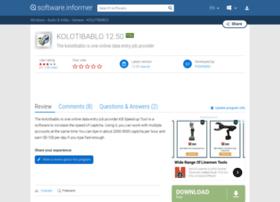 Kolotibablo.software.informer.com thumbnail