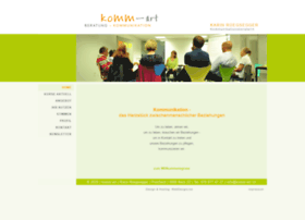 Komm-art.ch thumbnail