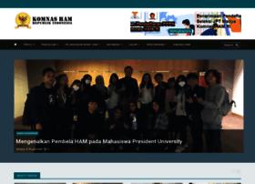 Komnasham.go.id thumbnail