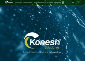 Konesh.com.mx thumbnail