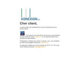 Konexion.fr thumbnail