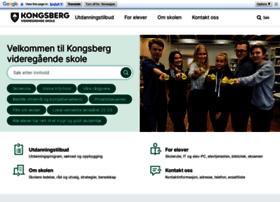Kongsberg.vgs.no thumbnail